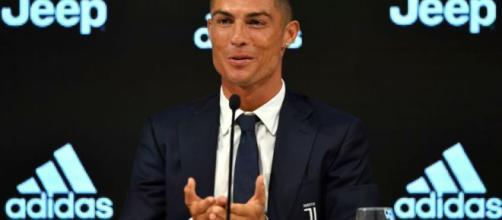 Juventus, Ronaldo si allena con Djokovic