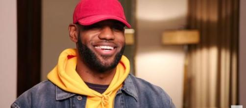 LeBron James skirts around NCAA rules with gift of Beats headphones to Ohio State Buckeyes. [Source: ESPN/YouTube]
