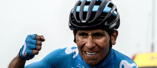 Nairo Quintana ha lasciato la Movistar dopo otto anni