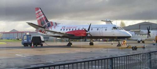 Passengers asked to leave Loganair flight as plane too heavy to fly [Image Kolforn/Wikimedia Commons]
