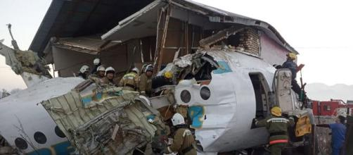 Avião era um Fokker 10 e levava 98 pessoas. (Arquivo Blasting News)