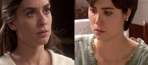 Il Segreto, spoiler di gennaio: Maria indaga su Dori, Elsa riceve una lettera da Alvaro
