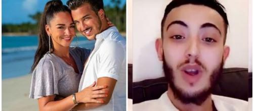 Nabil publie une information non vérifiée au sujet de Kamila qui attaque Jazz et Laurent