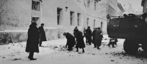 La ciudad polaca de Cracovia durante la II Guerra Mundial, donde miles de judíos fueron perseguidos y luego enviados a campos de concentración.