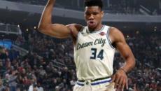 NBA : Milwaukee devient la 5e équipe à gagner deux fois de suite par 40 points d'écart