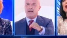 Live Non è la D'Urso, Gianluigi Nuzzi contro Wanna Marchi: 'Simbolo di ciò che mi ripugna'