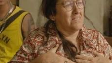 'Amor de Mãe': Lurdes quase morre no enterro de Kátia