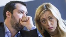 Sondaggi intenzioni di voto Tecnè: calo per Italia Viva di Renzi, cresce Fratelli d'Italia