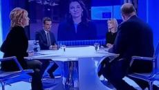 Mes, la giornalista di Repubblica Cuzzocrea alla Gruber: 'Ha vinto Salvini su Conte'