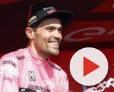 Ciclismo, Primoz Roglic: 'Il Giro d'Italia va meglio per Tom Dumoulin'
