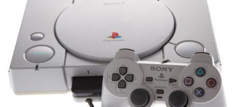 Il primo modello di Play Station Sony