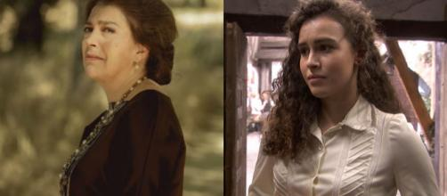 Il Segreto, anticipazioni 4 dicembre: Lola mente a Prudencio, Francisca in pericolo