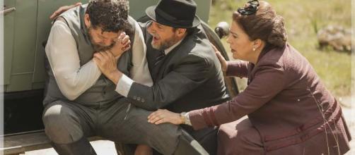 Il Segreto, spoiler 8-13 dicembre: Carmelo tenta di uccidere Donna Francisca