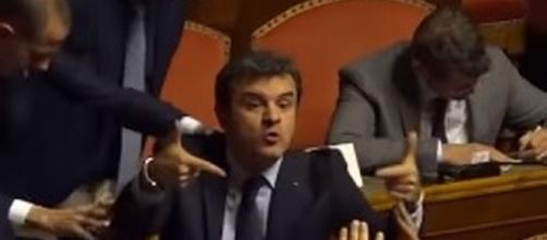 Il senatore della Lega Gianmarco Centinaio.