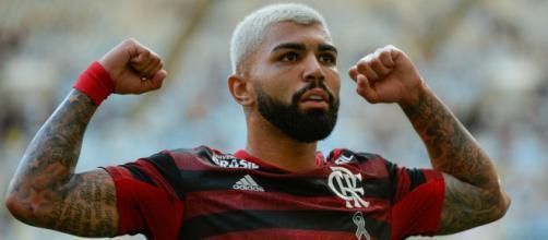 Inter, Gabigol potrebbe non restare al Flamengo