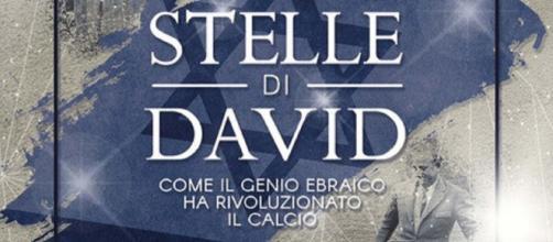 La copertina di 'Stelle di David', l'ultimo libro del giornalista Niccolò Mello