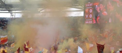 L'Inter cerca la vittoria contro la Roma