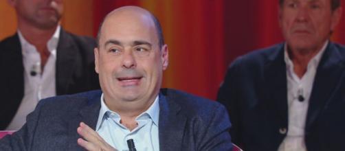 Nicola Zingaretti, leader del PD