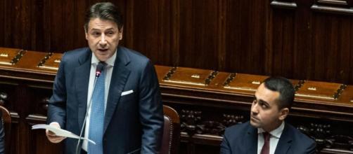 Per Corrado Formigli nel volto di Di Maio si leggerebbe la crisi del governo Conte