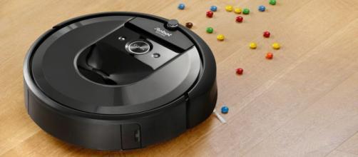 Roomba i7+: un regalo di Natale utile e originale.