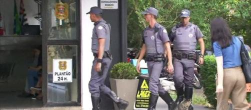 Seis policiais são afastados depois da ação no baile funk em Paraisópolis, em São Paulo. (Reprodução/TV Globo)