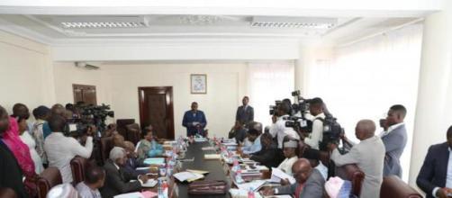 4e session de plein droit du Conseil électoral (c) Elecam