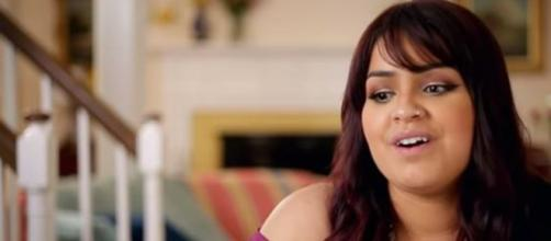 """90 Day Fiance"": Tiffany Franco Smith succeeds with weightloss plan - Image credit - TLC/YouTube"
