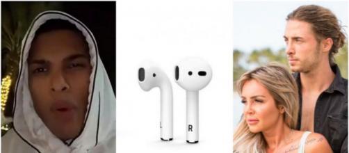Dylan et Fidji à la tête d'une arnaque selon Marvin : les acheteurs n'ont jamais reçu leurs écouteurs sans fil 21pods.