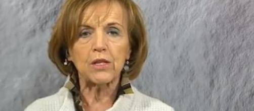Elsa Fornero ricorda presunte accuse da parte del M5s e del premier.