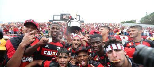 Flamengo contra com quatro títulos do torneio. (Arquivo Blasting News)
