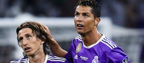Mercato PSG : Ronaldo et Modric seraient proches de Paris (Crédit instagram/realmadrid)