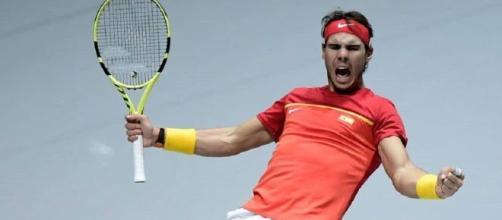 Rafa Nadal, dopo la Coppa Davis cercherà di trascinare la Spagna verso un altro trionfo in Atp Cup