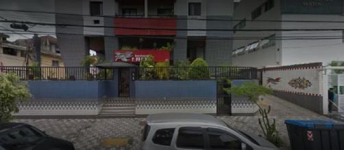 Causas ainda estão sendo apuradas. (Reprodução/Google Street View)