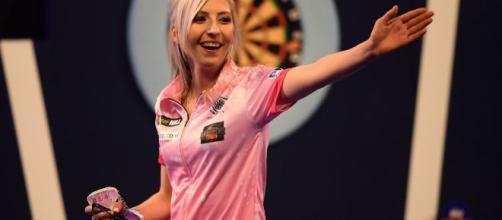 Fallon Sherrock withdraws from Women's World Darts Championship. [Blasting News Database]
