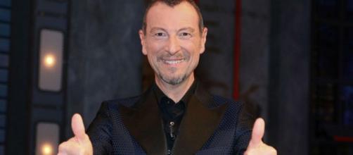 Sanremo, Amadeus ufficializza i 22 'Big': Giordana e Alberto da Amici, Zarrillo e Morgan.