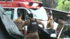 Polícia liberta jovens mantidos reféns pelo padrasto por quase 30 horas no Paraná