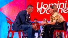 Uomini e Donne, Riccardo chiede in sposa Ida: 'Sei tu la donna della mia vita'