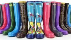 Il Doodle di Google celebra gli stivali nel ricordo del giorno più piovoso del Regno Unito