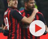 L'attaccante del Milan, Piatek, non sta brillando nelle file rossonere
