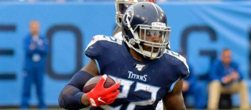 Derrick Henry es el motor de los Titans.