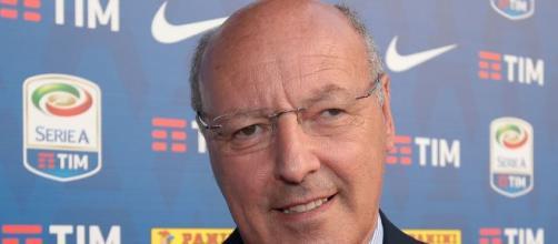 L'amministratore delegato dell'Inter, Giuseppe Marotta