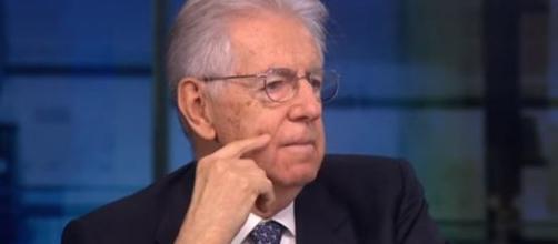 Mario Monti invita Conte a non lasciarsi impressionare.