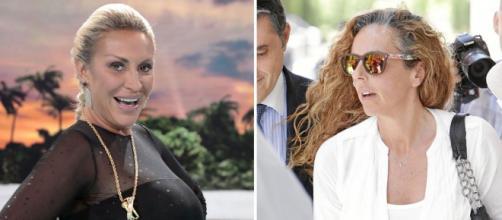 Raquel Mosquera habla de la denuncia que le ha interpuesto Rocío Carrasco
