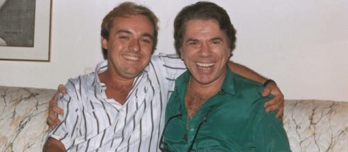 Silvio Santos sofre pela morte de Gugu Liberato. (Arquivo Blasting News)