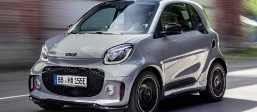 Smart Fortwo seconda tra le citycar in Italia a novembre
