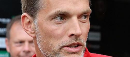 Thomas Tuchel ne pense pas devoir recruter un milieu de terrain pour le PSG. Credit: Sandro Halank, Wikimedia Commons