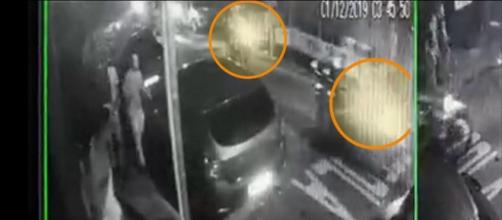Vídeo mostra chegada da PM à favela de Paraisópolis, onde morreram nove jovens. (Reprodução/TV Globo)