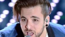 Il cantante Alessio Bernabei è stato operato alle tonsille
