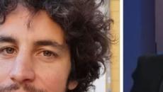 Otto e mezzo, Gruber nel duello Santori (Sardine)-Sallusti: 'Ognuno ascolta chi gli pare'