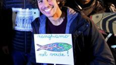 Sondaggio Emg-Acqua: l'8% degli elettori della Lega darebbe il proprio voto alle sardine